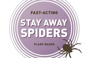 FAST-ACTING STAY AWAY SPIDERS INSECT REPELLENT AROMATIC