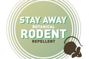STAY AWAY RODENT BOTANICAL REPELLENT