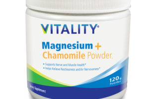 MAGNESIUM + CHAMOMILE POWDER DIETARY SUPPLEMENT