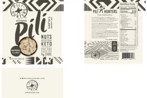 NATURAL UNSALTED ACTIVATED PILI NUTS