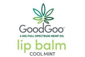 4 MG FULL-SPECTRUM HEMP OIL LIP BALM COOL MINT