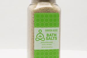 BATH SALTS EUCALYPTUS & MINT