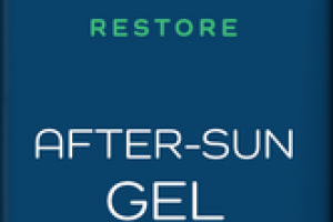 RESTORE CBD 300MG AFTER-SUN GEL CUCUMBER