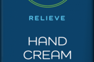 RELIEVE WITH CBD 200MG HAND CREAM