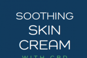 RESTORE SOOTHING SKIN CREAM WITH CBD UNSCENTED