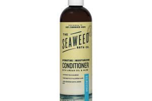 HYDRATING MOISTURIZING CONDITIONER WITH ARGAN OIL & ALOE UNSCENTED