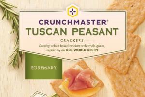 ROSEMARY TUSCAN PEASANT CRACKERS