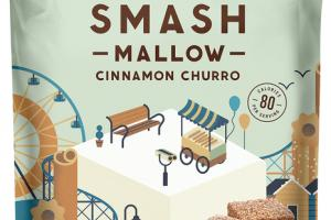 CINNAMON CHURRO SNACKABLE MARSHMALLOWS
