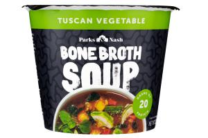 TUSCAN VEGETABLE BONE BROTH SOUP