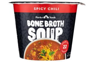 SPICY CHILI BONE BROTH SOUP