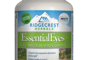 ESSENTIALEYES FULL SPECTRUM VISION DEFENSE HERBAL & NUTRITIONAL SUPPLEMENT VEGAN CAPSULES
