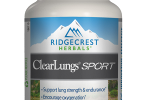 SPORT LUNG STRENGTH & ENDURANCE SUPPORT HERBAL SUPPLEMENT VEGAN CAPSULES