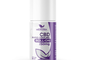250MG CBD RAPID COOLING ROLL-ON