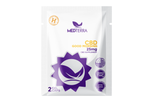 CBD 25MG GOOD MORNING SUPPLEMENT