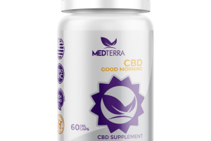 CBD GOOD MORNING SUPPLEMENT GEL CAPS