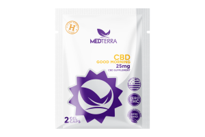CBD 25 MG GOOD MORNING SUPPLEMENT