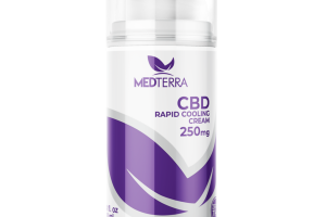 CBD 250 MG RAPID COOLING CREAM
