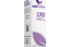 CBD 500 MG DIETARY SUPPLEMENT TINCTURE