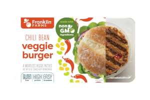 CHILI BEAN VEGGIE BURGER MEATLESS VEGGIE PATTIES