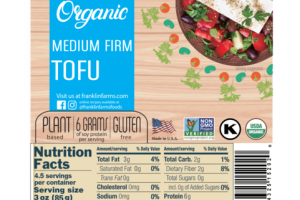MEDIUM FIRM TOFU