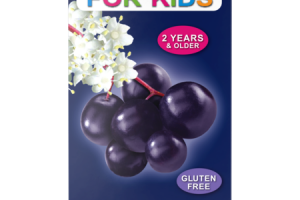 FOR KIDS DIETARY SUPPLEMENT, BLACK ELDERBERRY