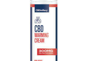 BROAD SPECTRUM HEMP EXTRACT CBD WARMING CREAM