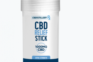 BROAD SPECTRUM EXTRA STRENGTH 1000MG CBD RELIEF STICK