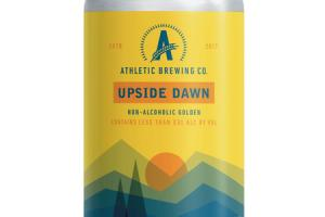 UPSIDE DAWN NON-ALCOHOLIC GOLDEN BEER
