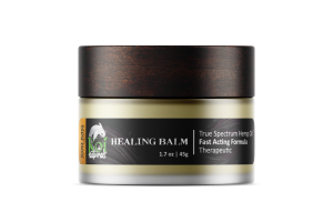 BROAD SPECTRUM HEMP EXTRACT FAST ACTING FORMULA HEALING BALM