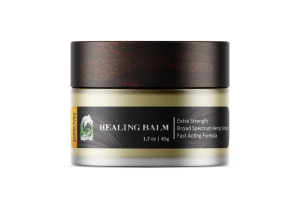 EXTRA STRENGTH BROAD SPECTRUM HEMP EXTRACT ACTIVE CBD 1000 MG HEALING BALM