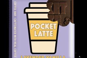 LAVENDER VANILLA COFFEE BAR