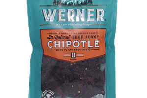 CHIPOTLE ALL NATURAL BEEF JERKY