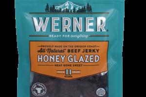 HONEY GLAZED BEEF JERKY