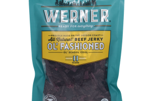 OL' FASHIONED ALL NATURAL BEEF JERKY