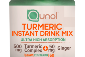 ULTRA HIGH ABSORPTION TURMERIC INSTANT DRINK MIX DIETARY SUPPLEMENT TROPICAL ORANGE FLAVOR