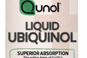 UBIQUINOL 100 MG DIETARY SUPPLEMENT VEGETARIAN FORMULA LIQUID, ORANGE CREME