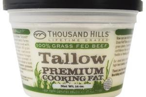 TALLOW PREMIUM COOKING FAT