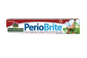 NATURALLY BRIGHTENING TOOTHPASTE WITH COQ10 & FOLIC ACID CINNAMINT