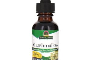 FLUID EXTRACT MARSHMALLOW ROOT HERBAL SUPPLEMENT