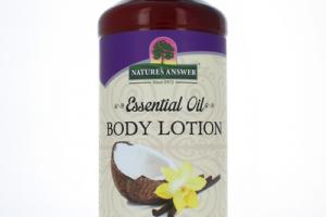 BODY LOTION COCONUT VANILLA