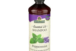 ESSENTIAL OIL SHAMPOO PEPPERMINT