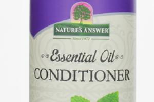 ESSENTIAL OILS CONDITIONER PEPPERMINT