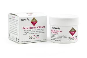 CBD 500 MG TRIPLE INFUSED PAIN RELIEF CREAM