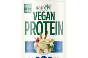 VEGAN PROTEIN 25 G POWDER, FRENCH VANILLA WAFER SUNDAE