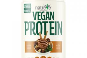 VEGAN PROTEIN 25 G POWDER, PEANUT BUTTER BROWNIE PARFAIT