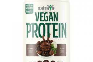 VEGAN PROTEIN 25 G POWDER, FUDGE BROWNIE SUNDAE
