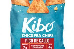 PICO DE GALLO CHICKPEA CHIPS