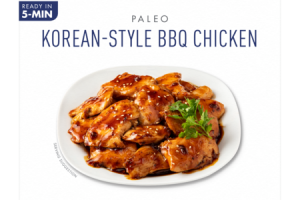 MILD KOREAN BBQ-STYLE CHICKEN