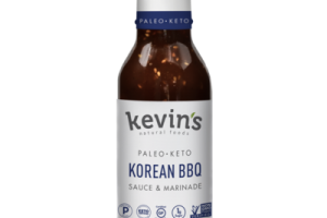 KOREAN BBQ SAUCE & MARINADE