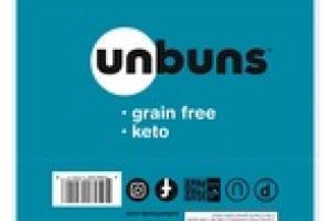 GRAIN FREE KETO BUNS